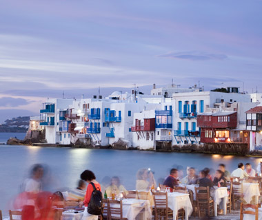No. 18 Mykonos, Greece