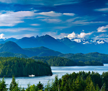 No. 10 Vancouver Island, British Columbia