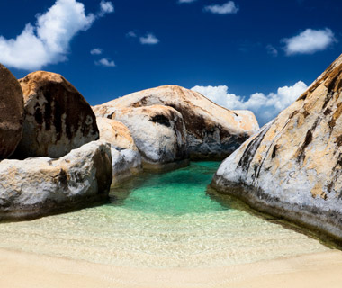 No. 22 Virgin Gorda, British Virgin Islands