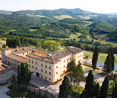 World's Best Hotels: Castello di Casole