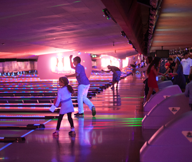 America's Coolest Bowling Alleys: Pinz