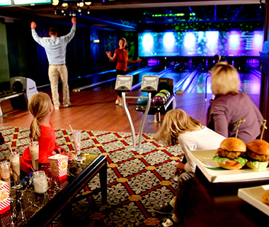 America's Coolest Bowling Alleys: Play at the Broadmoor