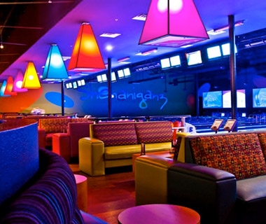 America's Coolest Bowling Alleys: Shenaniganz