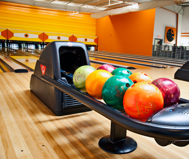 America's Coolest Bowling Alleys: The Alley, Charleston