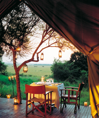 World's Best Hotels: andBeyond Kichwa Tembo Tented Camp