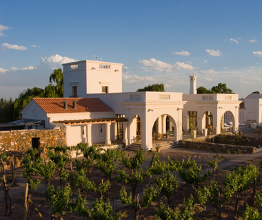 World's Best Hotels: Cavas Wine Lodge