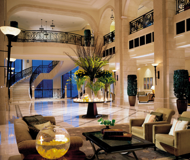 World's Best Hotels: Four Seasons Hotel Amman