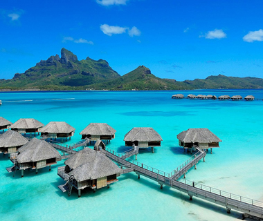 World's Best Hotels: Four Seasons Resort Bora-Bora