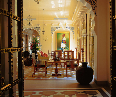 World's Best Hotels: Oberoi Rajvilas