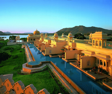 World's Best Hotels: Oberoi Udaivilas