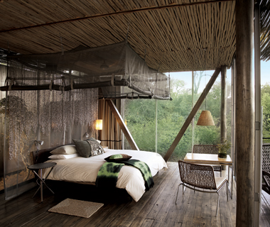 World's Best Hotels: Singita Kruger National Park