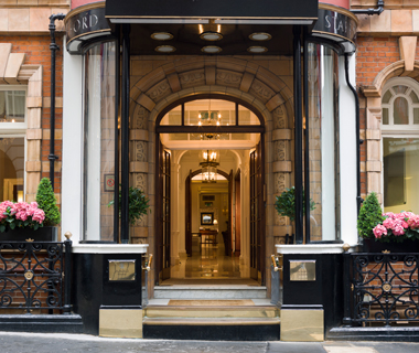 World's Best Hotels: Stafford London by Kempinski
