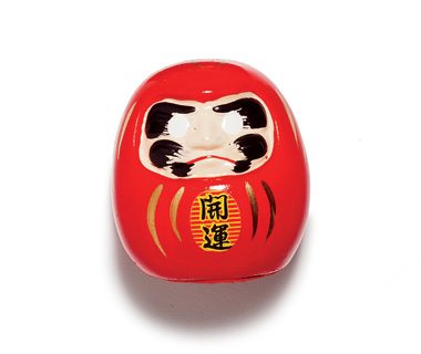 Good Luck Charms: Daruma