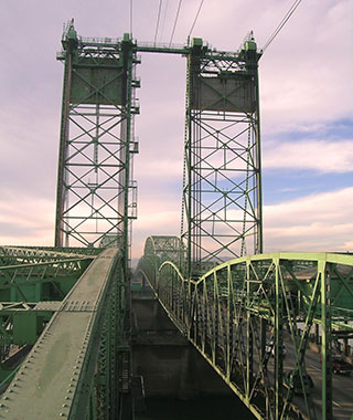 America's Most Dangerous Bridges: I-5 over the Columbia River SB, Portland, OR/Vancouver, WA