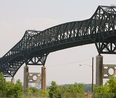 America's Most Dangerous Bridges: U.S. Route 1/9 over Hackensack River