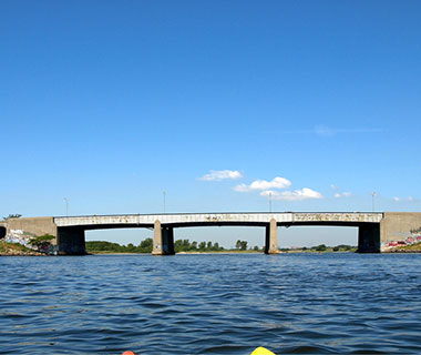 America's Most Dangerous Bridges: NY Route 907C (Belt Parkway) Gerritsen Inlet Bridge