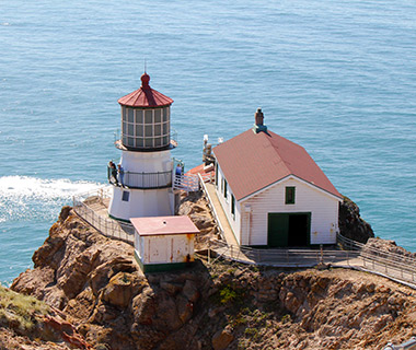 Beautiful Lighthouses in America: Point Reyes