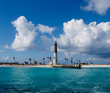 Beautiful Lighthouses in America: Dry Tortugas (Loggerhead Key) Light