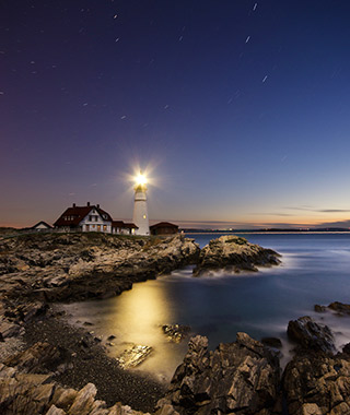 Beautiful Lighthouses in America: Portland Head Light