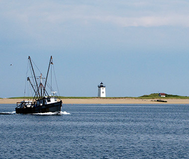 Beautiful Lighthouses in America: Long Point
