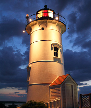 Beautiful Lighthouses in America: Nobska Point Light