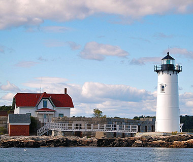Beautiful Lighthouses in America: Portsmouth Harbor Light