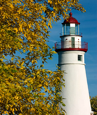 Beautiful Lighthouses in America: Marblehead