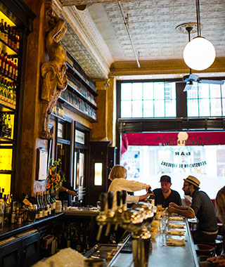 Best French Restaurants in the U.S.: Balthazar