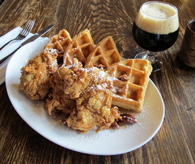 America's Best Chicken & Waffles: Birch & Barley, Washington, D.C.