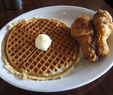 America's Best Chicken & Waffles: Gussie's Chicken & Waffles, San Francisco