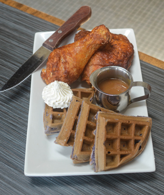 America's Best Chicken & Waffles: Maharlika, New York City