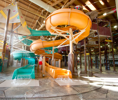 America's Coolest Indoor Water Parks: Great Wolf Lodge