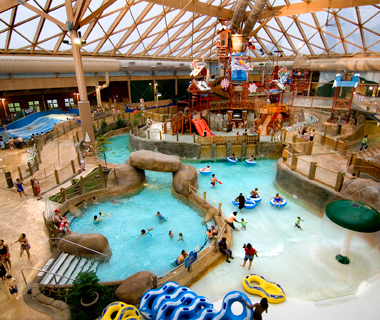 America's Coolest Indoor Water Parks: Massanutten