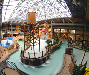 America's Coolest Indoor Water Parks: Silver Rapids Indoor Water Park at Morning Star Lodge