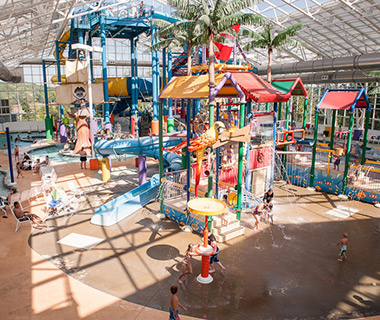 America's Coolest Indoor Water Parks: Big Splash Adventure