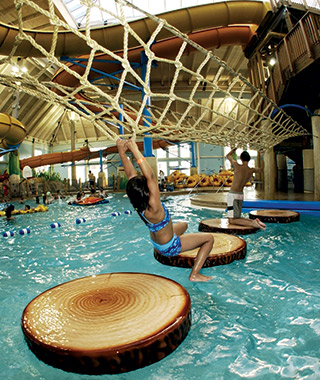 America's Coolest Indoor Water Parks: Breaker Bay