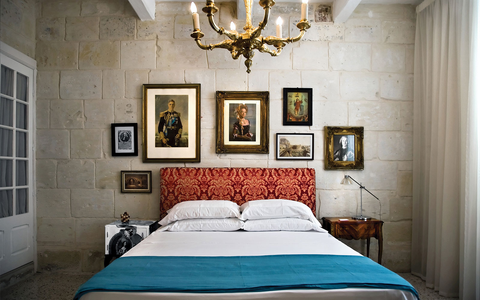 best affordable beach resorts: Maison La Vallette, Valletta