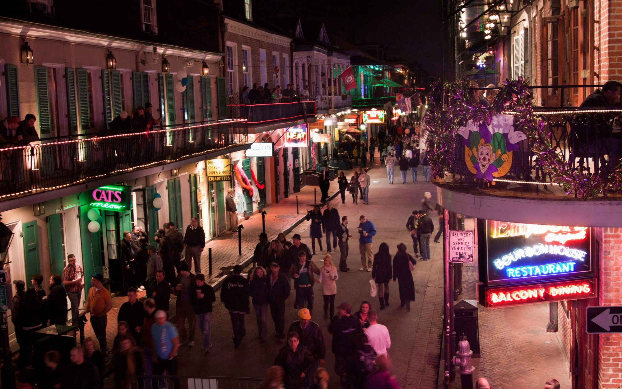 America's Best Cities for Gay Travel: New Orleans