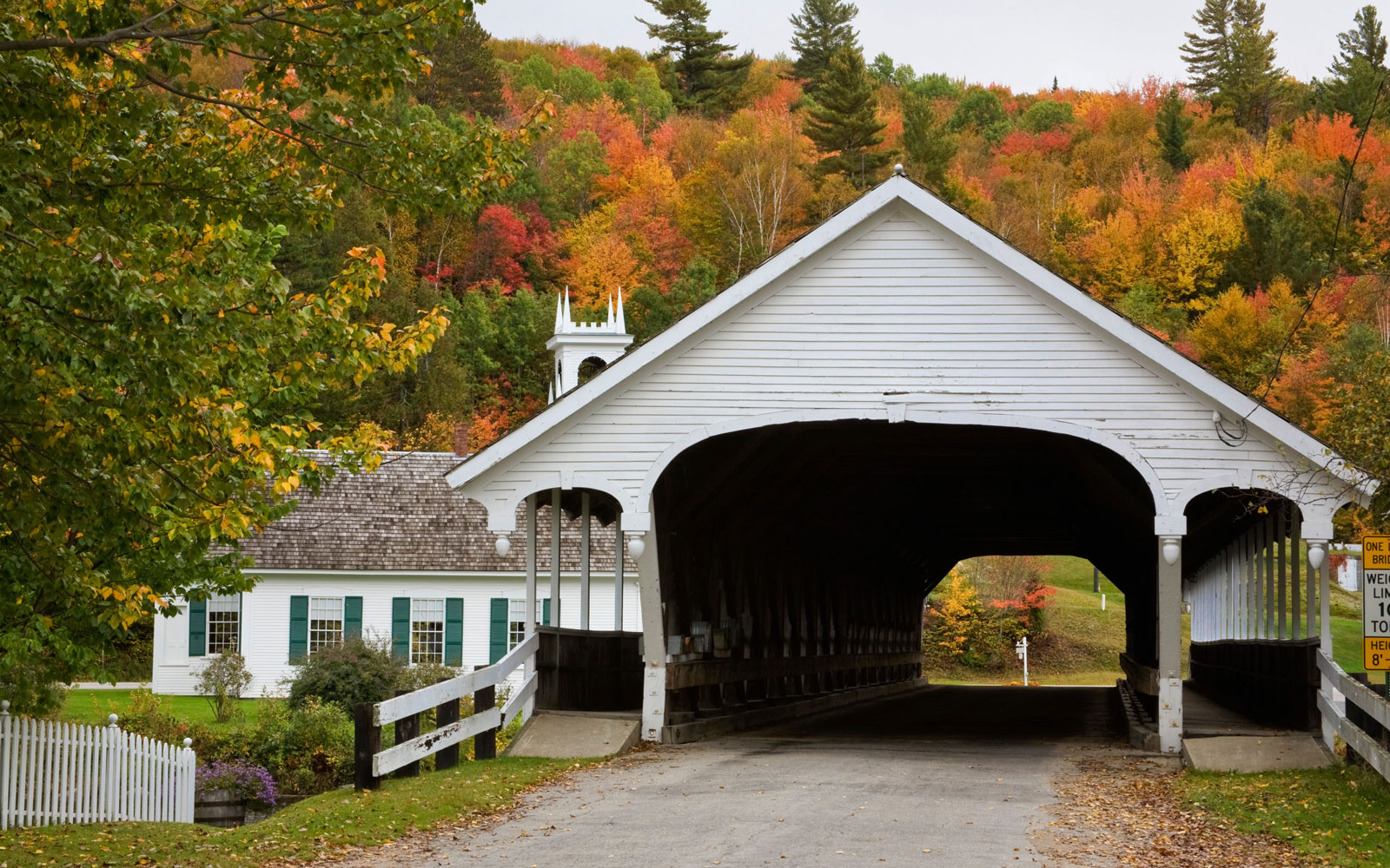 America's Most Beautiful Covered Bridges: Stark