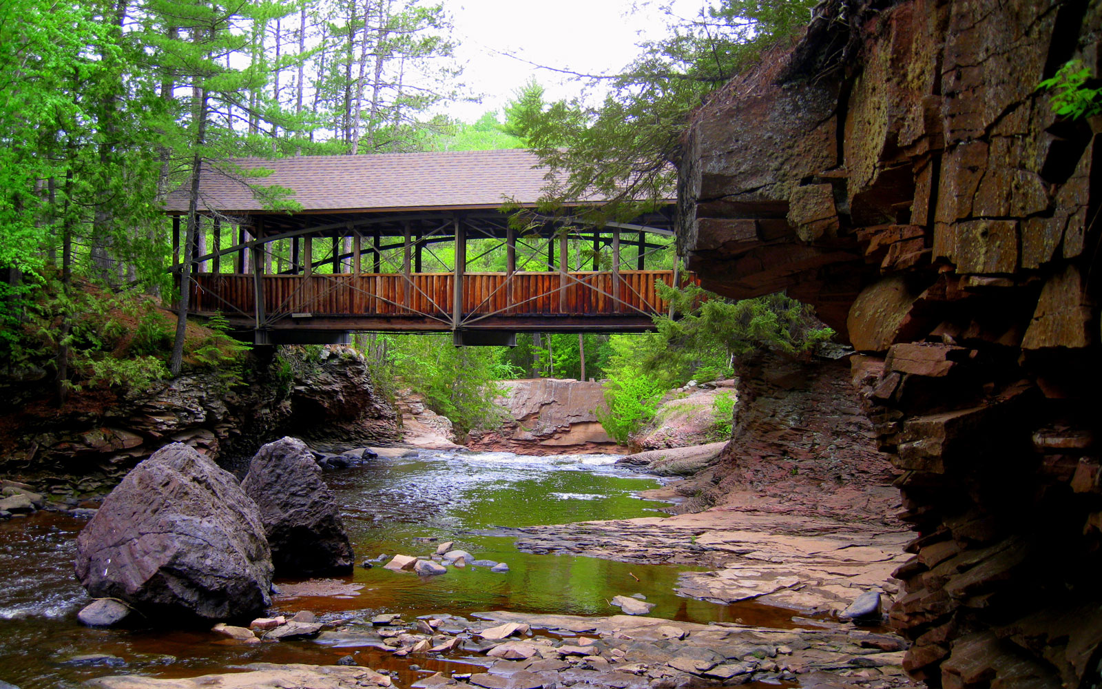 America's Most Beautiful Covered Bridges: Horton