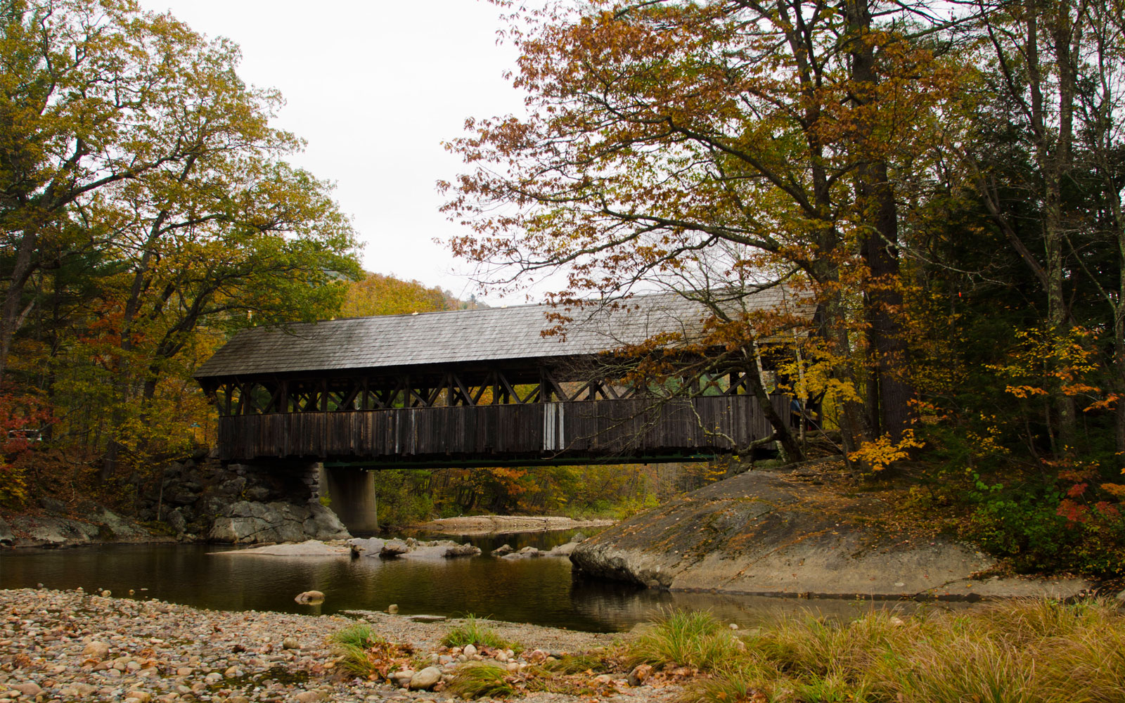 America's Most Beautiful Covered Bridges: Artist's