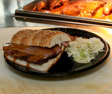 America's Best Sandwiches: The Salt Lick