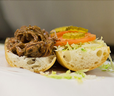 America's Best Sandwiches: Parkway Bakery & Tavern