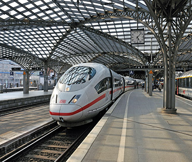 World's Fastest Trains: ICE 3, Germany