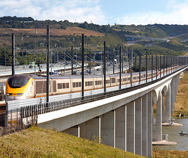 World's Fastest Trains: Eurostar Class 373, Britain, France and Belgium