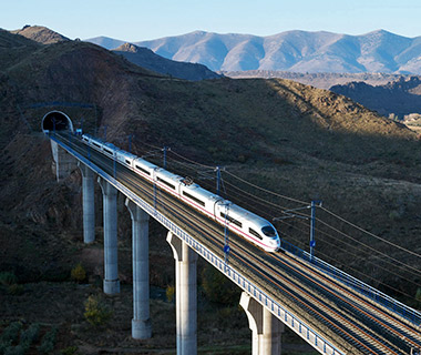 World's Fastest Trains: AVE Series 103, Spain