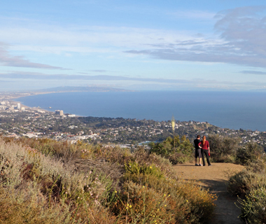 Coolest Hikes in Los Angeles: Temescal Canyon Loop Trail