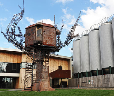 America's Coolest Breweries: Dogfish Head