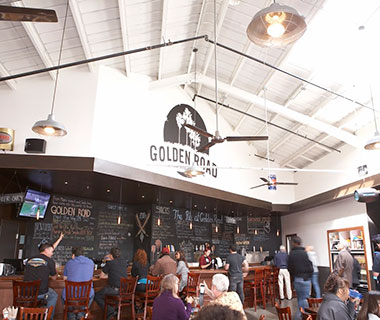 America's Coolest Breweries: Golden Road Brewing