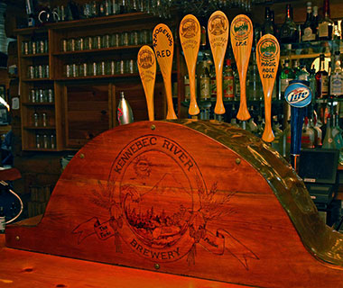 America's Coolest Breweries: Kennebec River Pub & Brewery